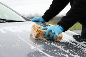 Nettoyage voiture par un professionnel